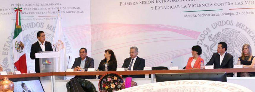 Declara SEGOB Alerta de Violencia de Género contra las Mujeres en 14 municipios
