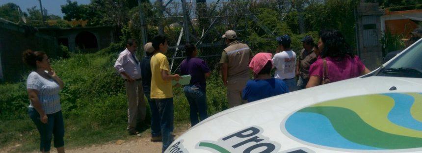 Garantiza ProAm protección al medio ambiente en Lázaro Cárdenas