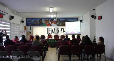 Capacitación del IEM sobre derechos político-electorales a ciudadanos