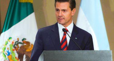 Gobierno de Enrique Peña Nieto anuncia: En agosto, precios de gasolinas Magna (13.96) y (Premium) 14.81 pesos por litro