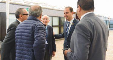 El diputado Marko Cortés pide potenciar puerto de Lázaro Cárdenas que es zona económica especial