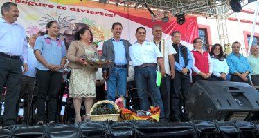 La Fería del Chile, una tradición y orgullo de Michoacán: Sedrua