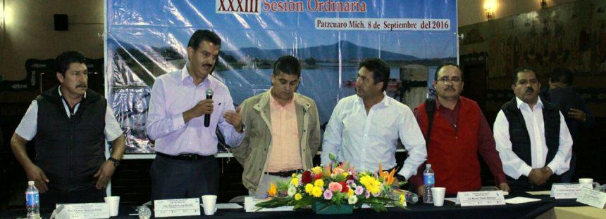 Comisión de la Cuenca de Pátzcuaro fija meta de lograr el 90% de saneamiento en aguas residuales