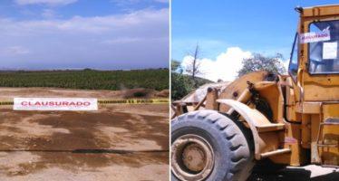 Clausuran 4 minas en Nevado de Toluca