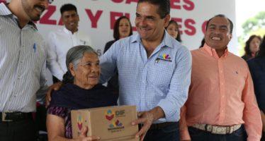 Bienestar de la gente, nuestro objetivo: Silvano Aureoles