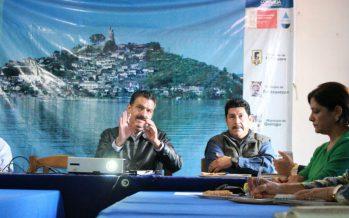 Listo Proyecto General de acciones para atender la cuenca de Pátzcuaro