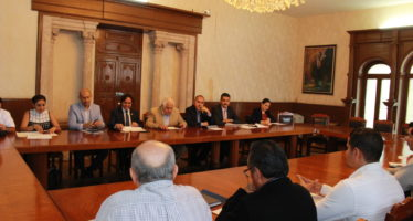 Instalan Comité de Evaluación de Daños del Gobierno del Estado de Michoacán