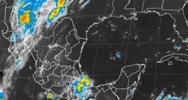 Provoca Newton tormentas intensas en regiones de Sonora y muy fuertes en Sinaloa, Nayarit y Jalisco
