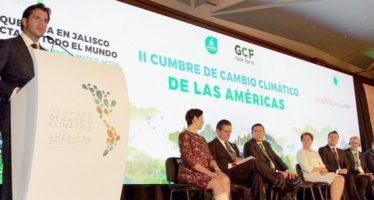 Sostiene México compromisos ambientales en II Cumbre de Cambio Climático de las Américas