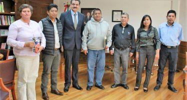 SEMARNACC y Consejo Mayor de Cherán fortalecen trabajos en pro del medio ambiente