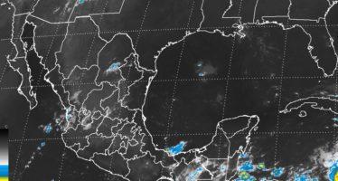 En el centro de México, hoy prevén tormentas fuertes