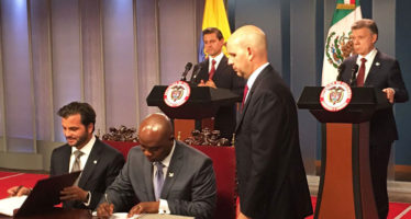 México y Colombia acuerdan cooperación en temas ambientales