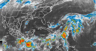 Precaución: tormentas muy fuertes en Chiapas, Michoacán, Puebla y Veracruz