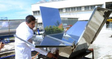 Investigadores de la UNAM patentan estufa solar optimizada