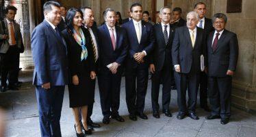 Silvano Aureoles y gobernadores del PRD logran comisión en SHCP para revisar presupuesto