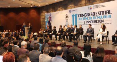Estimular la investigación científica es básico para el desarrollo de Michoacán: Silvano Aureoles