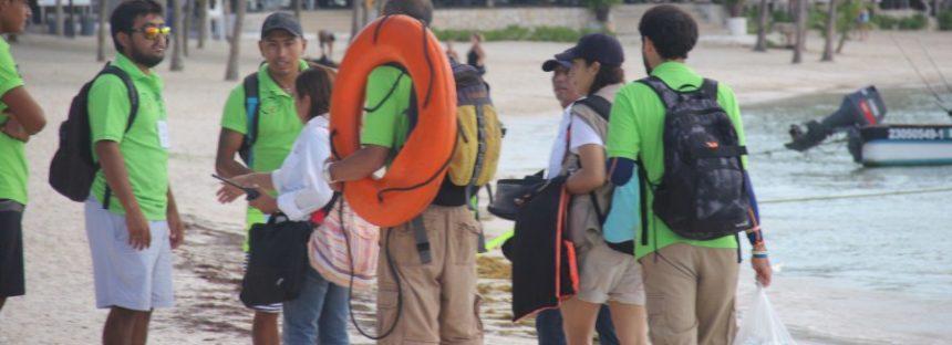 REALIZA PROFEPA 227 ACCIONES DE PROTECCIÓN EN LA BAHÍA DE AKUMAL, QUINTANA ROO