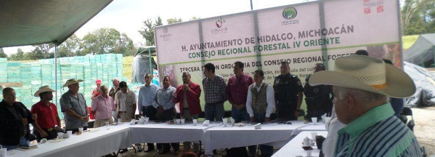 PRESENTA GENDARMERÍA AMBIENTAL PROGRAMA DE TRABAJO EN EL ORIENTE DEL ESTADO