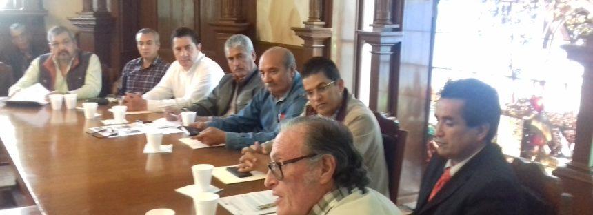 INSTALA COFOM EL COMITÉ TÉCNICO DE CAMBIO DE USO DE SUELO FORESTAL