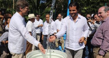 """Planta de tratamiento """"La Marina"""" mejorará la vida de más de 67 mil habitantes de Zihuatanejo"""