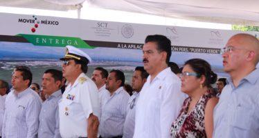 El Puerto de Lázaro Cárdenas recibe Certificación Ambiental Internacional