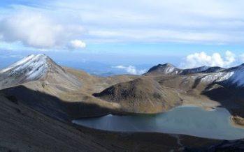 Otra vez el Nevado de Toluca y change.org