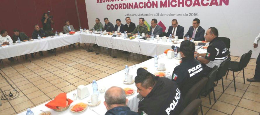 Refuerzan seguridad en Zitácuaro y la región