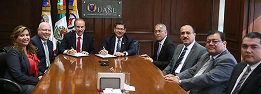 Científicos de la UANL respaldarán al naciente Centro Nacional de Tecnologías Aeronáuticas