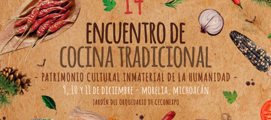 14º Encuentro de Cocina Tradicional en Morelia