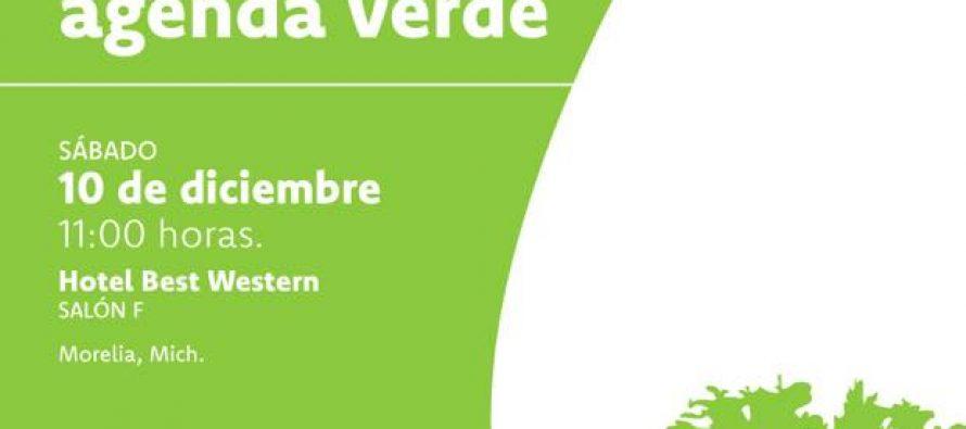 Taller de capacitación a los cuadros del partido en los temas vinculados a la agenda verde