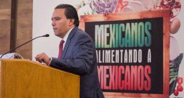 """Estrategia """"Mexicanos Alimentando Mexicanos"""" es presentada por SAGARPA"""