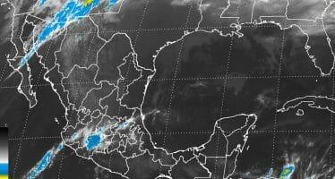 Fuertes tormentas durante las próximas horas se pronostican para el Estado de México y Puebla