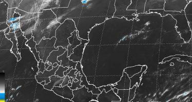 Lluvia, viento y temperaturas bajas en Baja  California, Sonora y Chihuahua