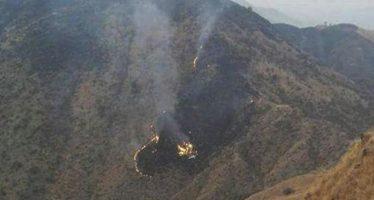 48 muertos tras accidente aéreo al norte de Pakistán
