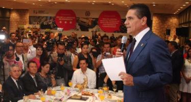 Michoacán, un estado que garantiza la libertad de expresión