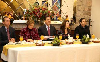 Reforzar apoyo financiero para mujeres emprendedoras michoacanas: Silvano Aureoles