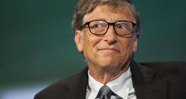 Bill Gates en lucha contra el cambio climático: invierte 1,000 millones