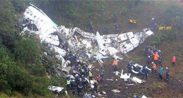 Bolivia encuentra anormalidades en avión accidentado.