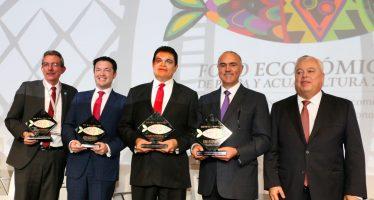 Tres mil MDP a la pesca en México en 2017