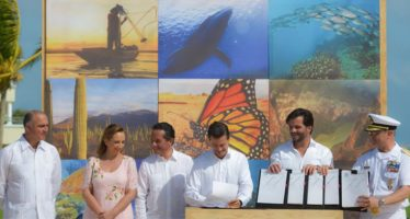 Para el 2020 el 17% de México será área natural protegida.