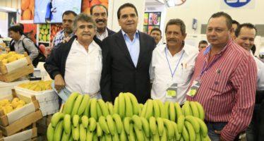 Gobernador de Michoacán estuvo presente en Expo Alimentaria México 2016 Food Show