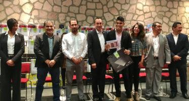 Secretario de Desarrollo Económico invita a jóvenes a innovar para el desarrollo de Michoacán