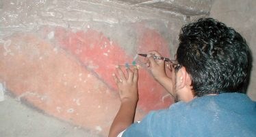 La colonia en México, registrada a través del arte rupestre