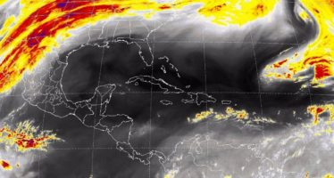 Posibles nevadas se pronostican para el noroeste de México junto a lluvias y vientos fuertes