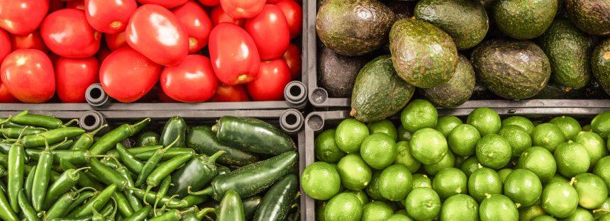 Los 20 principales productos agroalimentarios de México, aumentaron 8% su valor de exportación