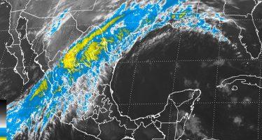 Se espera ambiente muy frío, aguanieve y vientos fuertes debido a nuevo frente frío en México