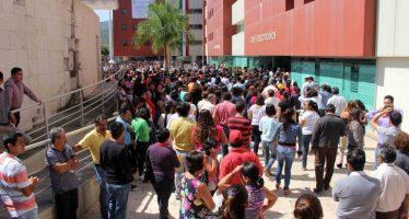 Oaxaca es el primer lugar en sismos en lo que va del 2017
