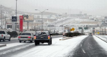 Declaran estado de emergencia en Chihuahua por fuerte nevada