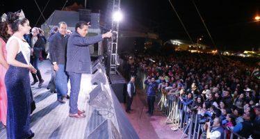 Inauguran Feria Monarca Zitácuaro 2017 en Michoacán