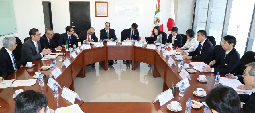Se llevó a cabo la Novena Reunión del Comité entre Japón y México para reforzar ambiente de negocios